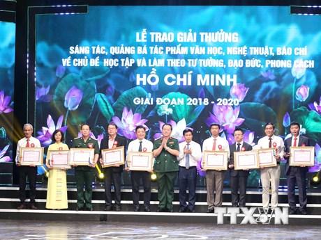 Sống mãi tư tưởng Hồ Chí Minh trong văn học, nghệ thuật, báo chí
