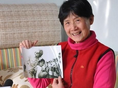 Kỷ niệm khó phai của bé gái Trung Quốc về một lần được gặp Bác Hồ | Phong cách | Vietnam+ (VietnamPlus)