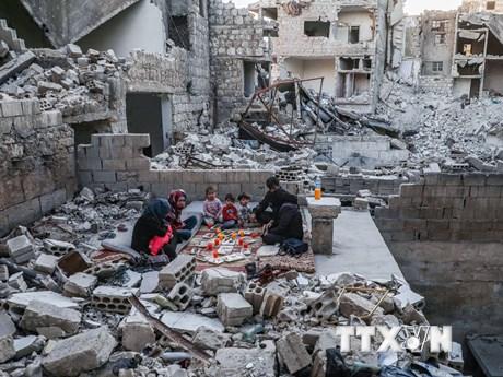 Nga: Tổ chức Mũ bảo hiểm Trắng chuẩn bị gây hấn tại Syria
