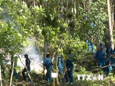 Thanh Hóa: Cấm rừng ở những nơi có báo động cháy từ cấp 4 trở lên