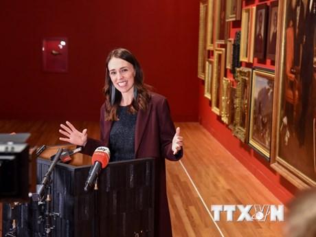 Thủ tướng New Zealand khởi động tranh cử với cam kết phục hồi kinh tế | Châu Á-TBD | Vietnam+ (VietnamPlus)