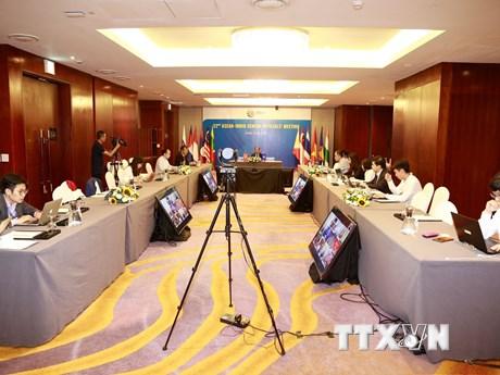 Ấn Độ đánh giá cao vai trò Chủ tịch ASEAN 2020 của Việt Nam