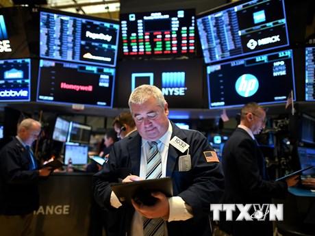 Thị trường chứng khoán Mỹ đi xuống do bi quan về gói kích thích mới - mega 645