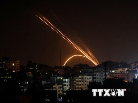 Israel tuyên bố ngừng vận chuyển nhiên liệu sang Dải Gaza - mega 655