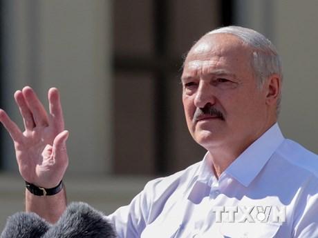 Nga coi cải cách hiến pháp Belarus là một giải pháp khả thi