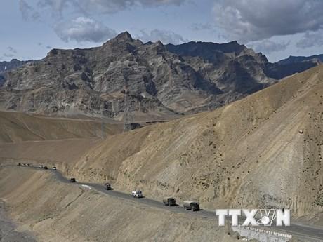 Ấn Độ chiếm 4 đỉnh đồi dọc biên giới tranh chấp với Trung Quốc