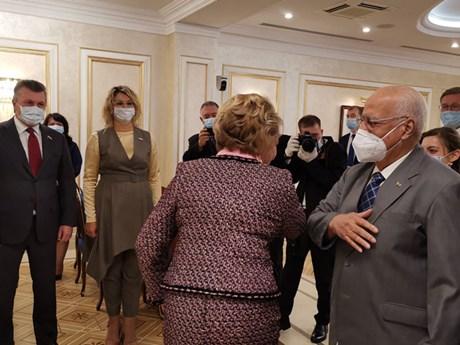 Bà Matvienko: Cuba khẳng định là đồng minh vững chắc của Nga