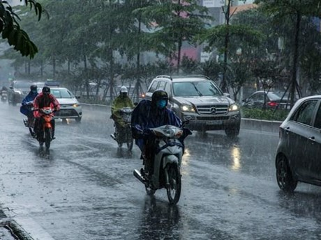 Từ ngày 24/9-3/10, các khu vực trên cả nước ngày nắng, đêm mưa dông