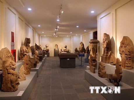 Đà Nẵng: Tham quan Bảo tàng Điêu khắc Chăm bằng công nghệ scan 3D