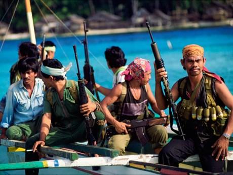 Cướp biển gia tăng hoạt động tại các vùng biển châu Á