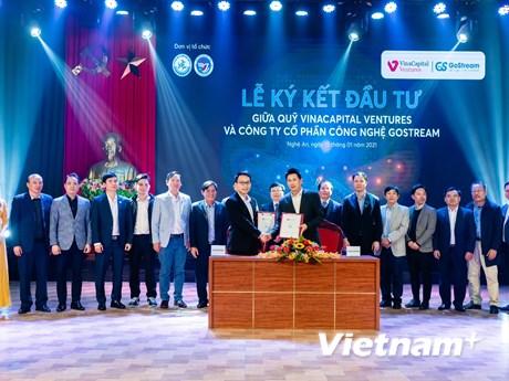 VinaCapital Ventures rót vốn đầu tư vào Công ty CP Công nghệ GoStream