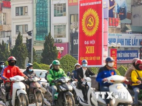 Báo Nga: Đại hội Đảng XIII là cột mốc lịch sử trong đời sống Việt Nam