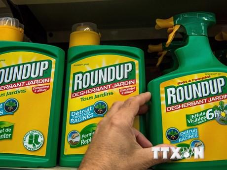 Tòa án Mỹ bác đơn kháng án của Monsanto trong vụ kiện thuốc diệt cỏ