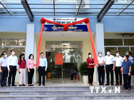 Dịch COVID-19: Bắc Ninh tiếp nhận Trung tâm Hồi sức tích cực