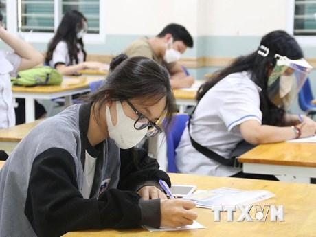 Thí sinh TP.HCM có thể thi hoặc xét đặc cách tốt nghiệp THPT đợt 2