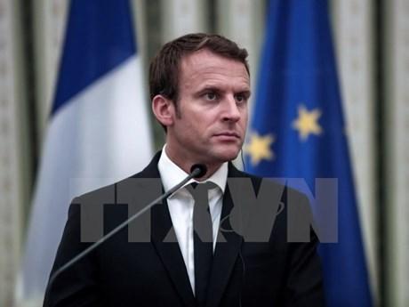 Chính phủ Pháp công bố kế hoạch ngân sách quốc gia 2018
