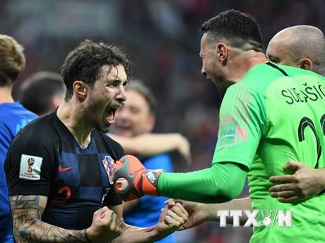 [Photo] Điều kỳ diệu của bóng đá Croatia khi lần đầu vào chung kết