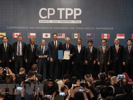 Ngoại trưởng Nhật Bản, Chile xem xét hợp tác thực thi CPTPP