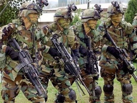 Hàn, Mỹ sắp ký thỏa thuận chính thức về chi phí quốc phòng