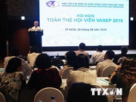 Thủy sản Việt Nam đối mặt nhiều thách thức những tháng cuối năm | Kinh doanh | Vietnam+ (VietnamPlus)