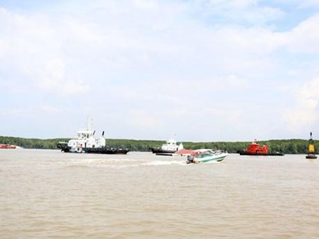 Vụ chìm tàu trên sông Lòng Tàu: Hoàn thành trục vớt trong 28 ngày
