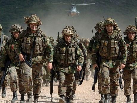 NATO tiến hành một loạt cuộc tập trận quân sự ở châu Âu | Châu Âu | Vietnam+ (VietnamPlus)