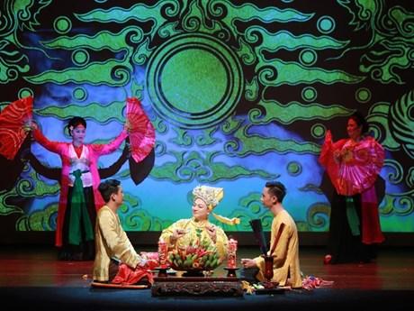Nâng cao hiệu quả quản lý thực hành di sản Tín ngưỡng thờ Mẫu | Văn hóa | Vietnam+ (VietnamPlus)