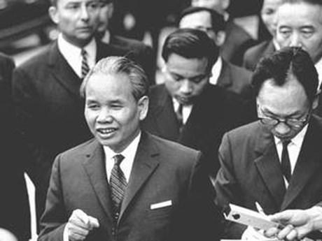 Xuân Thủy: Chủ tịch đầu tiên của Hội Nhà báo Việt Nam | Truyền thông | Vietnam+ (VietnamPlus)