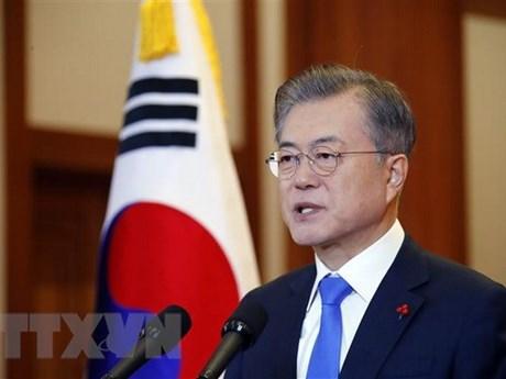 Hàn Quốc: Tỷ lệ ủng hộ tổng thống xuống mức thấp nhất trong 9 tháng