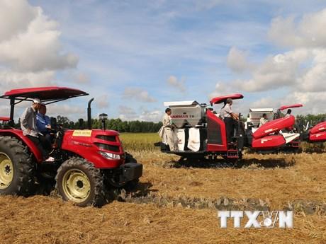 Quảng Nam: 400 tỷ đồng xây Khu phức hợp nông nghiệp công nghệ cao   Công nghệ   Vietnam+ (VietnamPlus)