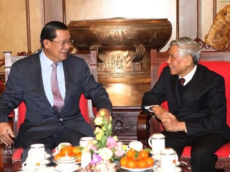 Đóng góp của Thượng tướng Lê Khả Phiêu với cách mạng Campuchia - mega 645