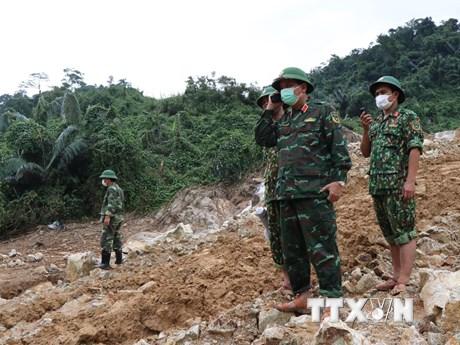 Vụ sạt lở nhà máy Thủy điện Rào Trăng 3: Thầm lặng vì nhân dân