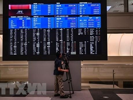 Các chỉ số chứng khoán trên thị trường châu Á lập kỷ lục mới