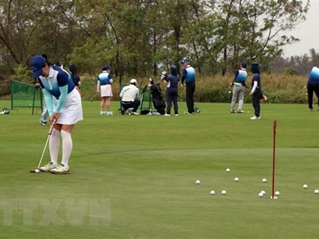 Khởi động sự kiện hướng tới Tuần lễ Du lịch Golf tại Đà Nẵng