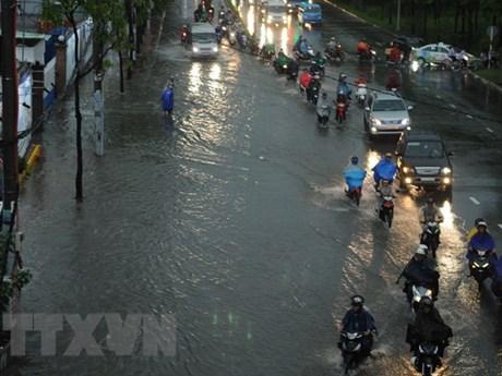 Phát triển đô thị Việt Nam thích ứng với tác động của biến đổi khí hậu