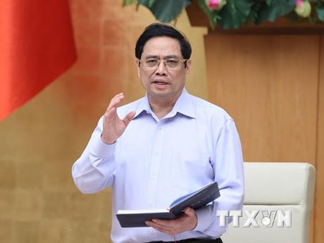 Thủ tướng: Tập trung kiểm soát dịch tại TP.HCM và các tỉnh phía Nam
