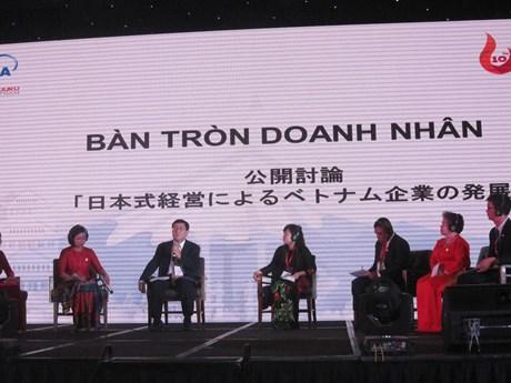 10 năm Keieijuku: Đào tạo 400 lãnh đạo doanh nghiệp Việt Nam