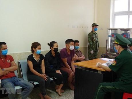 Đã khởi tố 5 vụ tổ chức cho người nhập cảnh trái phép vào Việt Nam