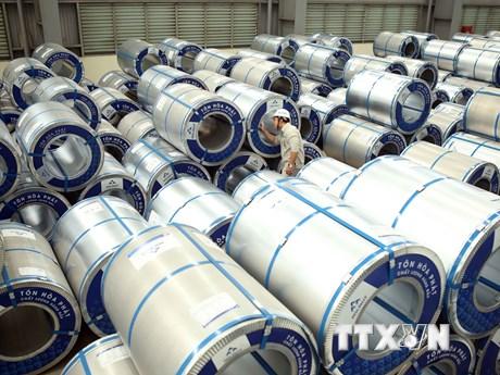 Thuế xuất-nhập khẩu sửa đổi không tác động lớn cổ phiếu ngành thép