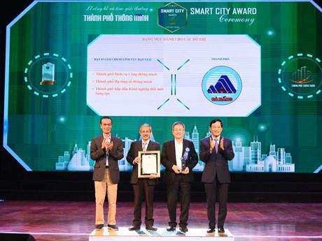 54 đề cử xuất sắc được vinh danh tại Giải thưởng Smartcity 2020 - kết quả xổ số quảng nam