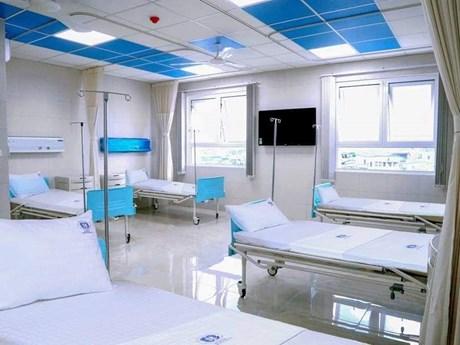[Photo] Cận cảnh bệnh viện sản nhi theo mô hình khách sạn ở Phú Thọ