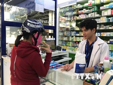 Bộ Y tế yêu cầu cung ứng đủ thuốc phòng chống dịch do virus corona | Y tế | Vietnam+ (VietnamPlus)