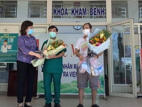 Bệnh nhân mắc COVID-19 cuối cùng ở Đà Nẵng được công bố khỏi bệnh