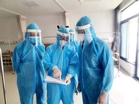 Bệnh viện Bạch Mai cơ sở 2 'chia lửa,' tiếp nhận 200 ca COVID-19