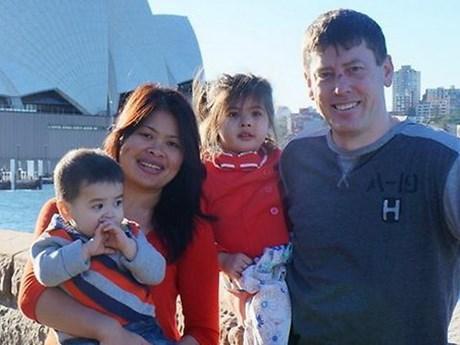 Gia đình Australia tặng 100.000 AUD xây trường mầm non ở Lào