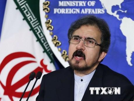 Iran-EU cam kết tiếp tục hợp tác bất chấp những sức ép từ Mỹ