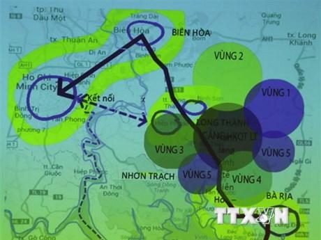 Đồng Nai bàn giao mặt bằng giai đoạn 1 sân bay Long Thành trong 2019