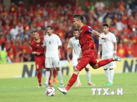 Huấn luyện viên Park Hang-seo khen học trò ''chơi tốt hơn 2 trận trước''