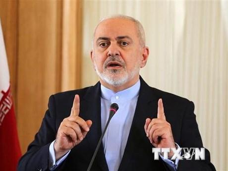Iran: Ngừng thực hiện một số cam kết trong JCPOA là hợp pháp | Trung Đông | Vietnam+ (VietnamPlus)