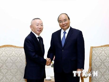 Việt Nam sẽ tạo mọi điều kiện thuận lợi cho các doanh nghiệp Nhật Bản | Doanh nghiệp | Vietnam+ (VietnamPlus)